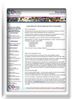 CiCea Newsletters