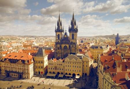 Prague Stock Imagery